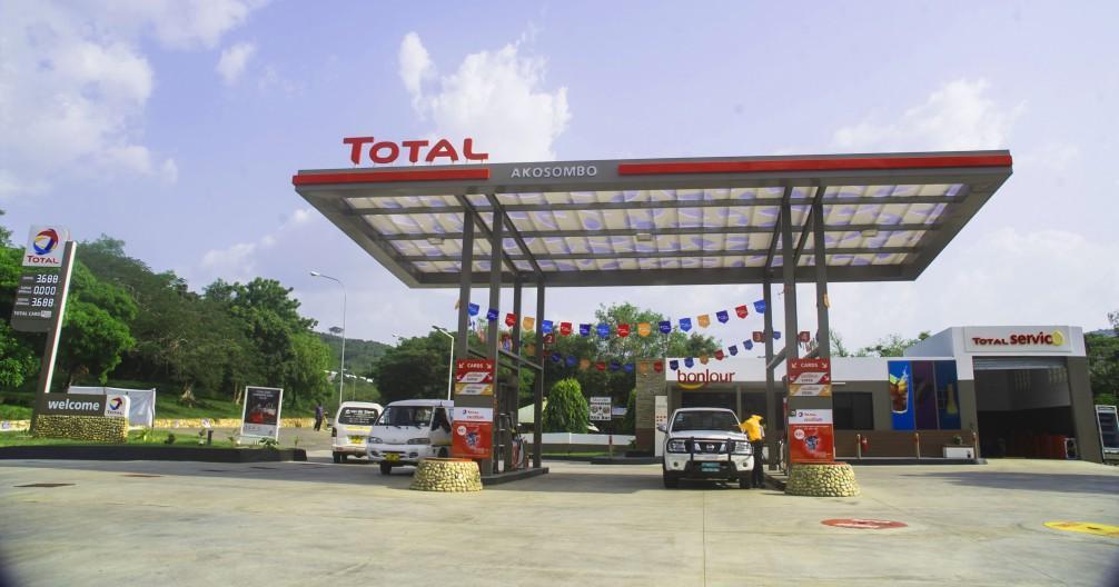 Total Ghana