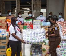 TOTAL GHANA DONATES 1