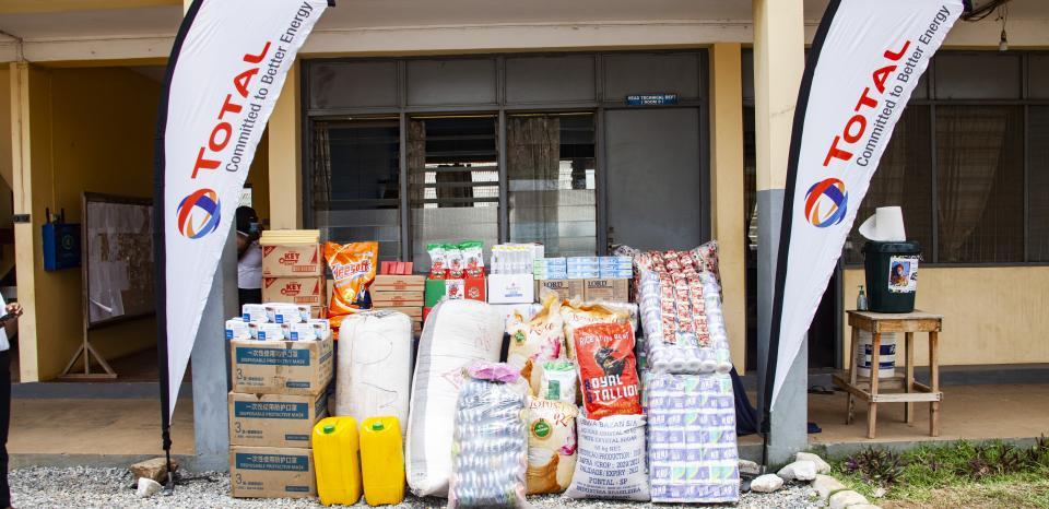 TOTAL GHANA DONATES  2