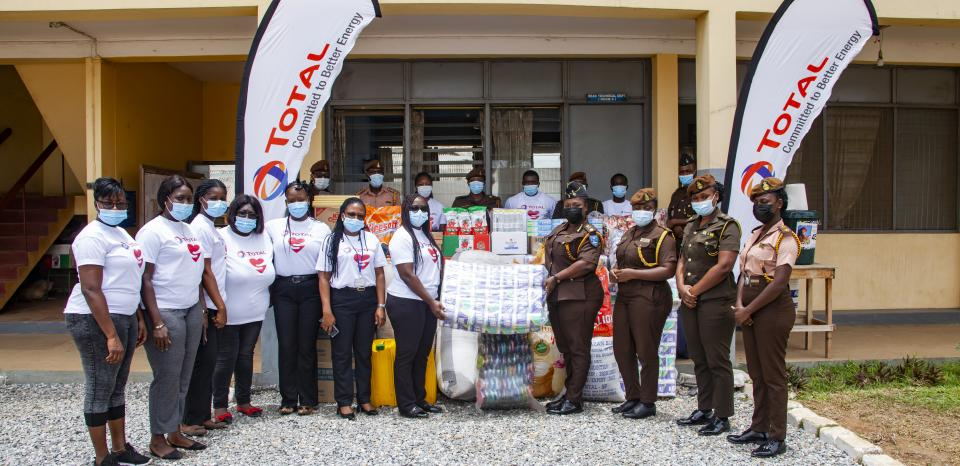 TOTAL GHANA DONATES  4